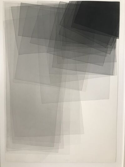 Joachim Bandau, 'Untitled, 3. Februar 2011', 2011