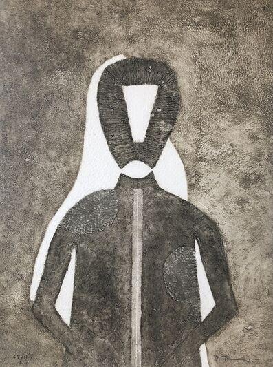 Rufino Tamayo, 'Hombre en Gris', 1976