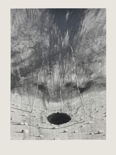 Stanley Donwood, 'Hole', 2020