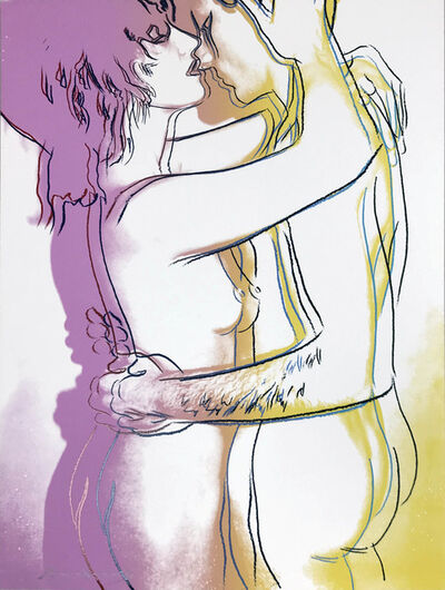 Andy Warhol, 'Love II.312', 1983
