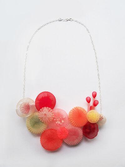 Mariko Kusumoto, 'necklace Illumination', 2020