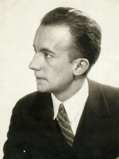Man Ray, 'Portrait of a Young Paul Eluard', 1922c/1922c