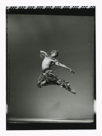 Gian Paolo Barbieri, 'Max Guerra in Nijinsky, Milano', 2002