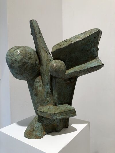 Martín Blaszko, 'Canto de Primavera', 1977