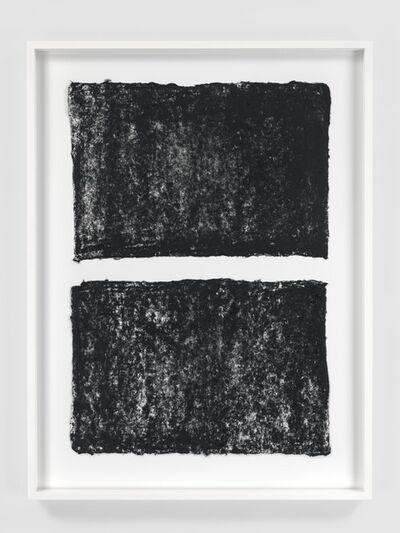 Richard Serra, 'Composite Diptych 3', 2016