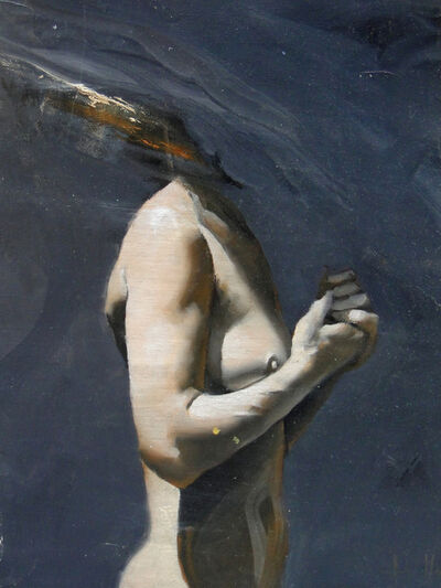 Filippo Manfroni, 'Si sta come d'autunno', 2017