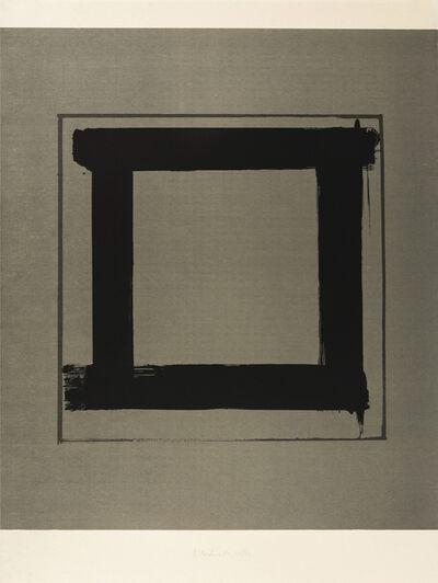 Brice Marden, 'Square', 1983