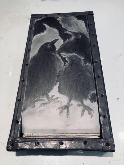 Catherine Eaton Skinner, 'Rising Ravens', 2019