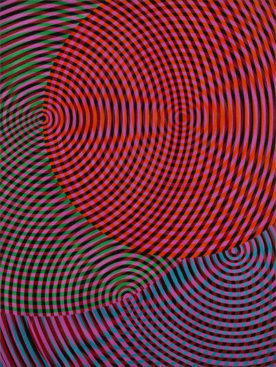 John Aslanidis, 'Sonic No.70', 2018