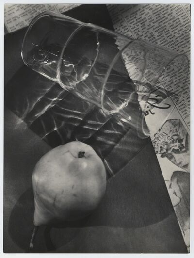 Clarence John Laughlin, 'Translucency and Solidity [Surrealism]', 1937