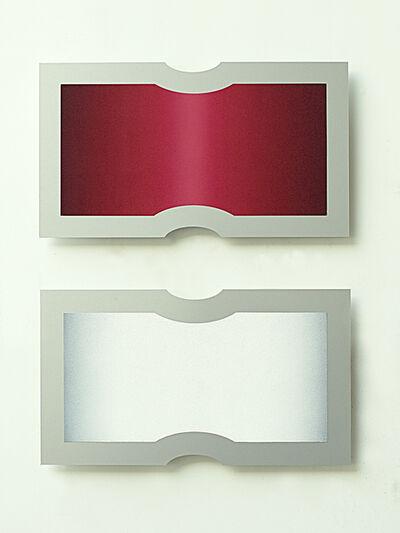 Chen Wenji, ')( + )(     (2 pieces)', 2015