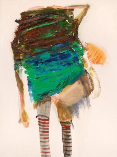 Elizabeth Neel, 'Ill-Equiped', 2005