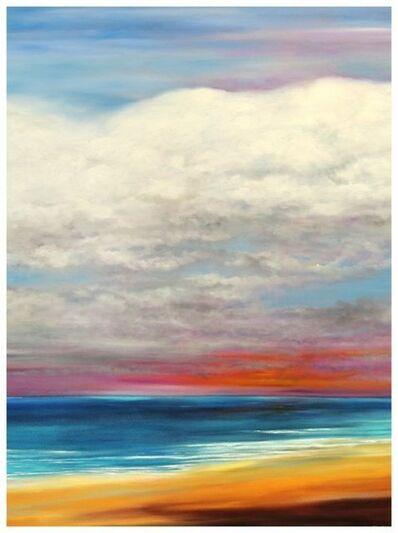 Mary Johnston, 'Beach Day', 2018