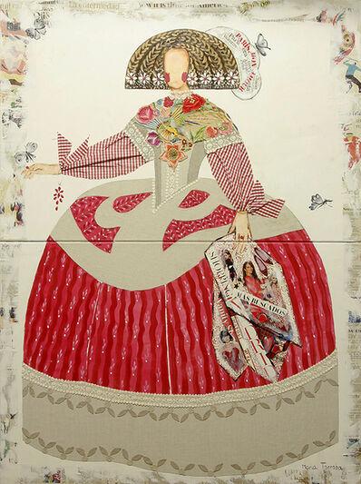 Maria Torroba, 'Mariana Paris Mon Amour', ca. 2016