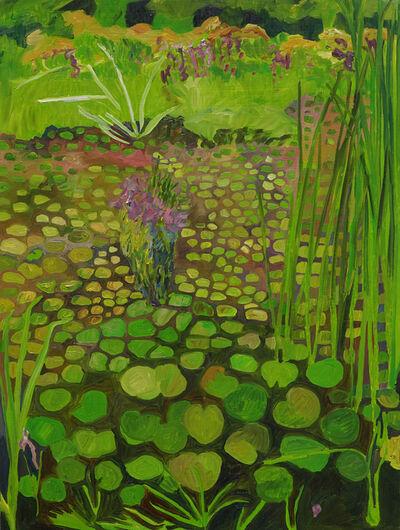 Yvonne Troxell Lamothe, 'Wetlands, Blue Hills, two', 2020