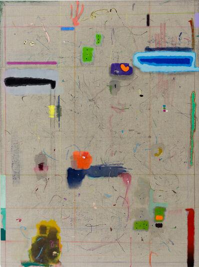 Philip Mentzingen, 'Look straight, don't see', 2018