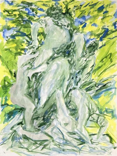 Elaine de Kooning, 'Bacchus II', 1983
