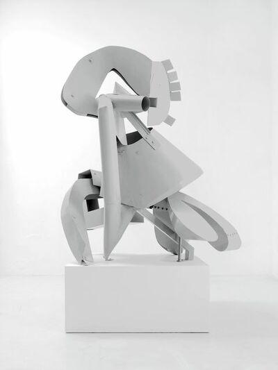 Thomas Kiesewetter, 'Denker, korallenrot', 2013