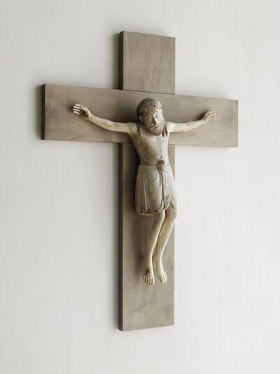 Unknown Artist, 'Crucifix', Second half of 12th century