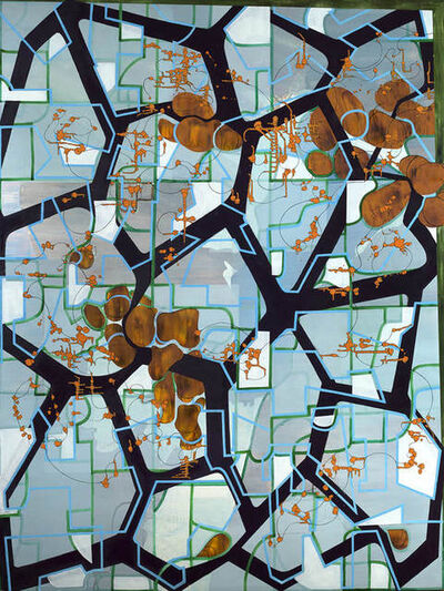 Lisa Corinne Davis, 'Regional Improbability', 2016