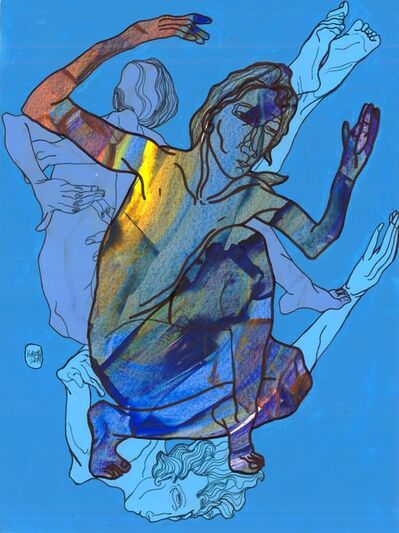 Vorona Ecaterina, 'Women', 2019