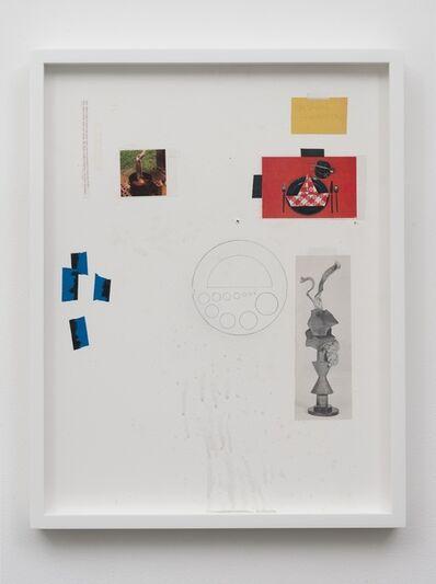 Amanda Ross-Ho, 'Untitled Still Life (DISTANT TELEPHONE/MY LITTLE STUFFED ALLIGATOR)', 2012