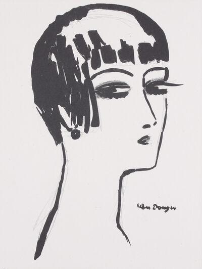 Kees van Dongen, ' Les Cheveux Courts', 1926