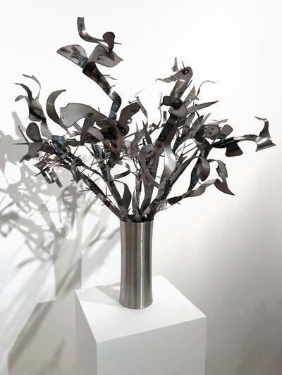 Indira Cesarine, 'Les Fleur Du Mal', 2018