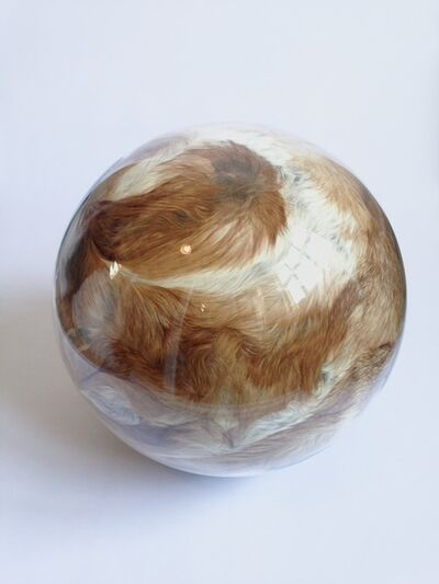 Adeline de Monseignat, 'Hairy Eye Ball XV', 2015