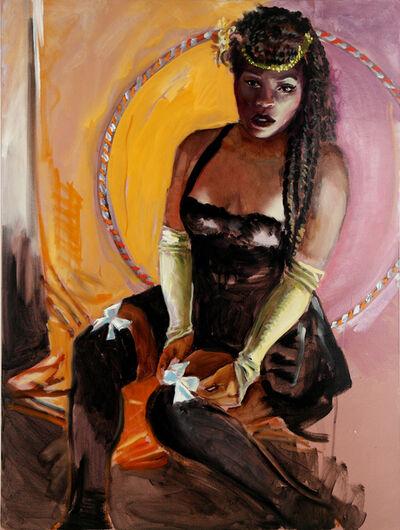 Audrey Anastasi, 'Circus Muse', 2016
