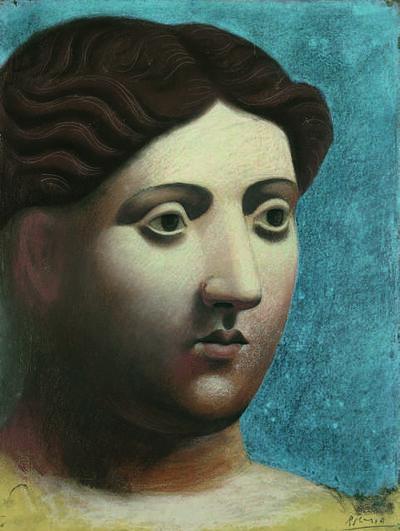 Pablo Picasso, 'Tête de femme (Head of a Woman)', 1921