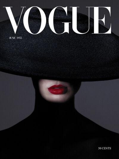 Tyler Shields, 'Vogue', 2020