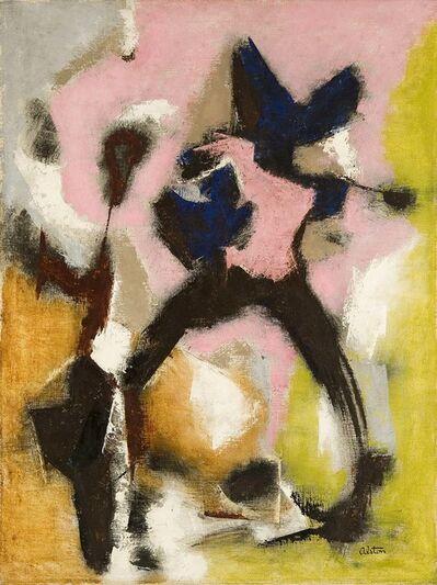 Charles Alston, 'Troubador', ca. 1955
