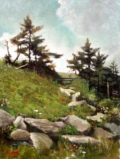 Henry Buerckholtz, 'Adirondack Pass', 2020