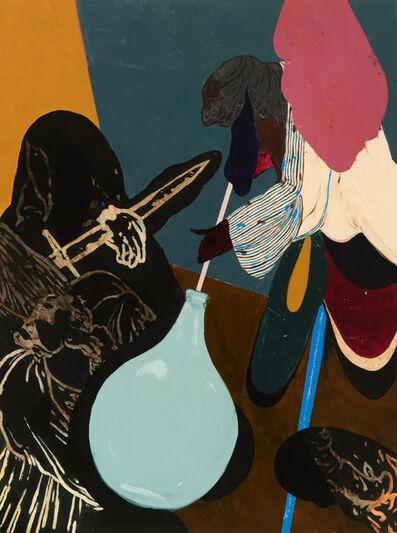 Kenichi Hoshine, 'Glassblower', 2018