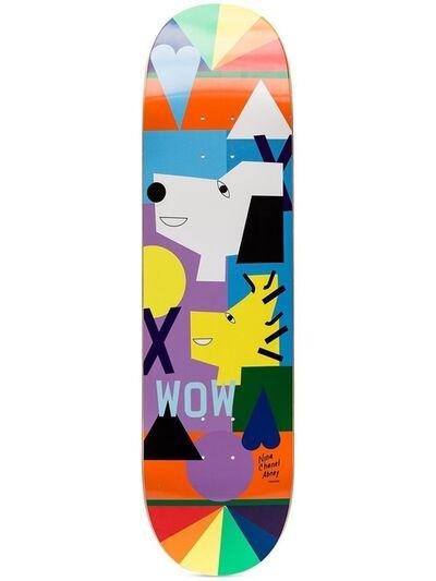 Nina Chanel Abney, 'HUF X Peanuts X Story NINA Skate Deck', 2018