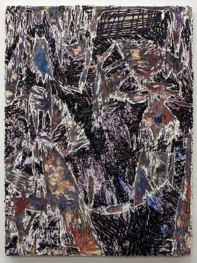 Jacin Giordano, 'Cutpainting 51', 2014