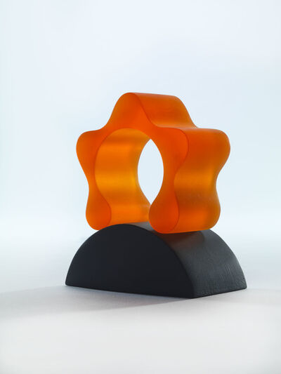Jon Buck, 'Cuff: Orange', 2015