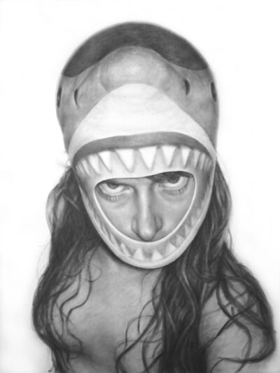 Melissa Cooke, 'Self Portrait as Shark', 2008