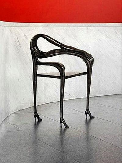 Salvador Dalí, 'Leda Chair Black Label', 1937