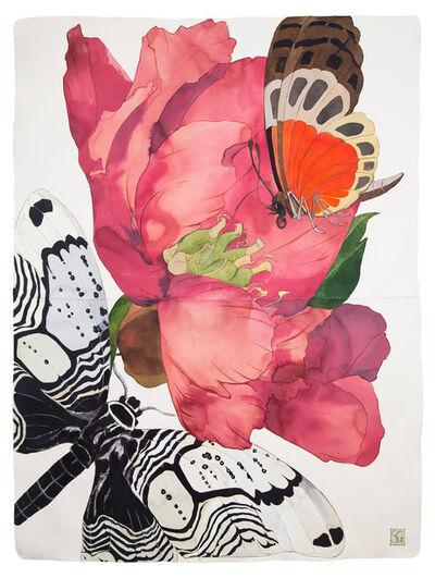 Sarah Graham, 'Paeonia lactiflora I', 2019