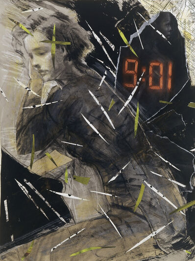 Audrey Anastasi, 'Time and Place', 2018