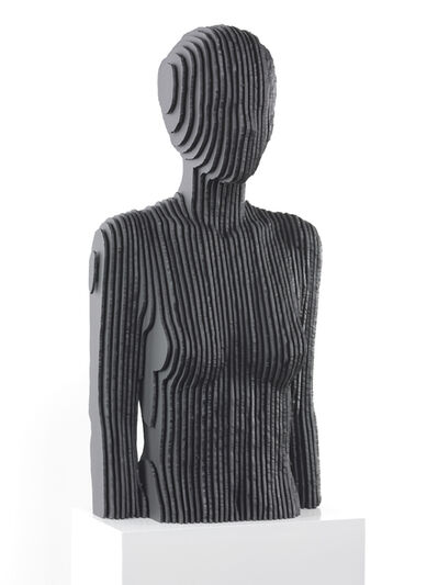 Áron Zsolt Majoros, 'Female bust', 2015