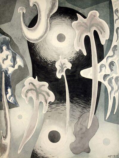 Ernesto Puig, 'Palmas con Soles', 1935