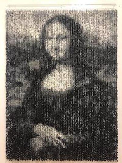 Augusto Esquivel, 'La Gioconda ', 2019