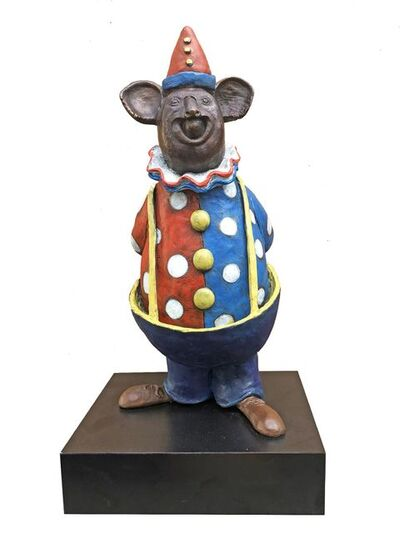 Bjorn Skaarup, 'Koala Clown', 2020