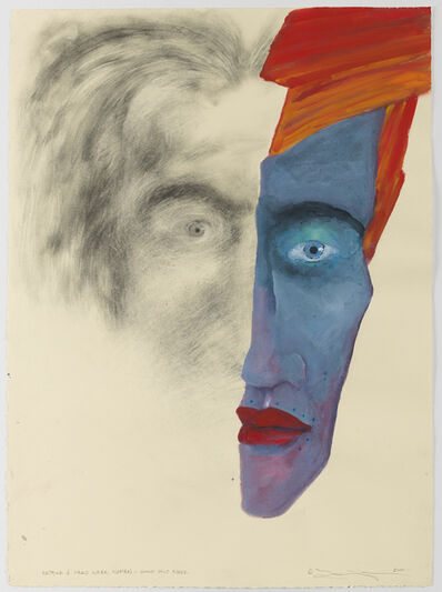 Terry Allen, 'Artaud and Hard Wear Woman (Ghost Ship)', 2000