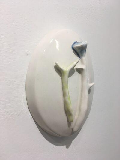 Debbie Kupinsky, 'Blue Flower', 2018