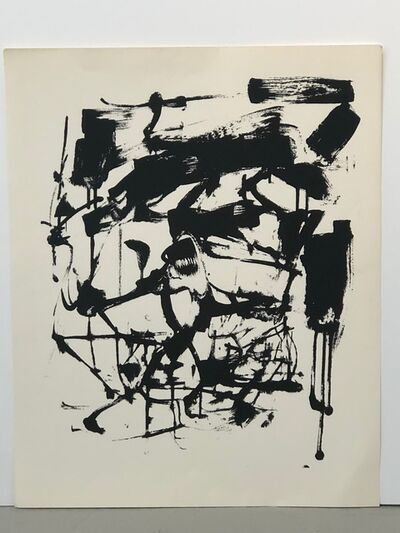 Joan Mitchell, 'Untitled', ca. 1959
