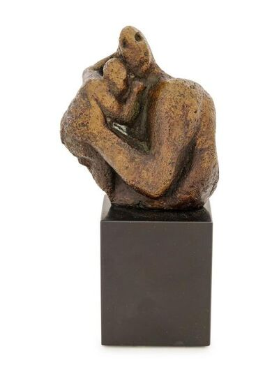 Henry Moore, 'Mother and Child', 1929